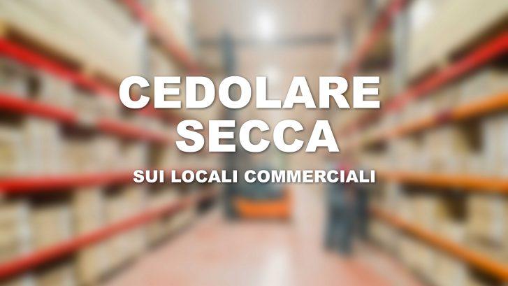 Cedolare Secca Sui Locali Commerciali Ecco I Vincoli Medusa Re